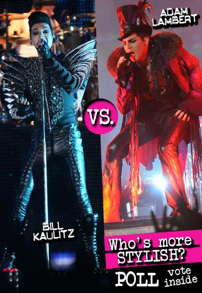 #200 Adam Lambert vs. Bill Kaulitz