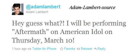 #244 Adam retourne à American Idol Cover du remix de Aftermath