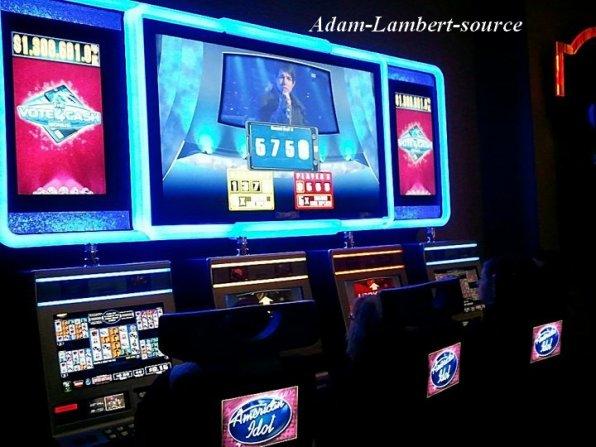 #249 Machine à sous Adam Lambert à Oklahoma !