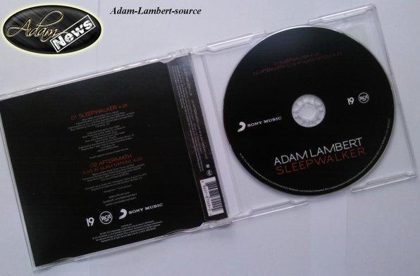 #271 CD de Sleepwalker Music DVD