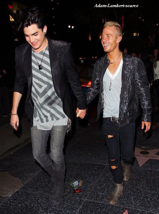 #272 Adam et Sauli Koskinen au Bardot's Mr Black, Los Angeles. (29.03.11)