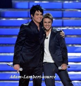 #295 Idolator ; Quel est le moment le plus choquant de American Idol ? Adam classé 351e dans les plus suivis sur Twitter.