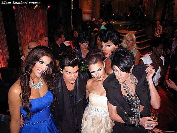#303 Nouvelles photos des NewNowNext Awards. (07.04.11)