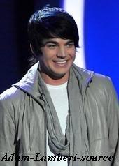 #304 TV Squad prend le top 10 des performances de American Idol. Adam avec Mad World à été pris.