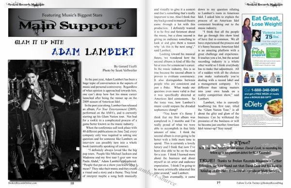 #308 Interview avec Broken Records Magazine