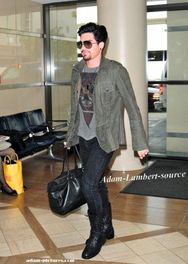 #314 Adam partant de LAX (19.04.11)