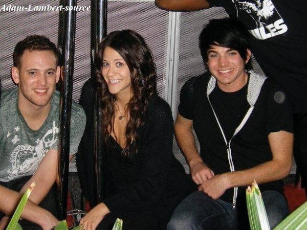 #318 Nouvelles (anciennes) photos de Adam durant American Idol 2009