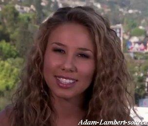 #374 Haley Reinhart répond au support de Adam.