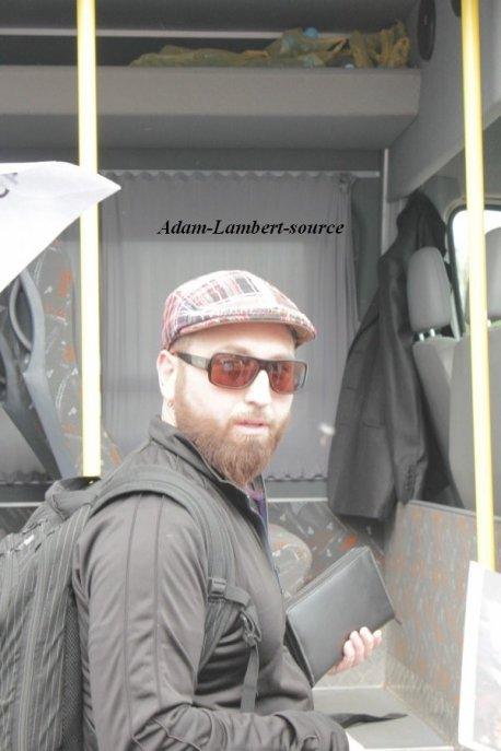 #405 Adam et sa Glamily à Moscou, en Russie pour le Festival Maxidrom. (27.05.11)