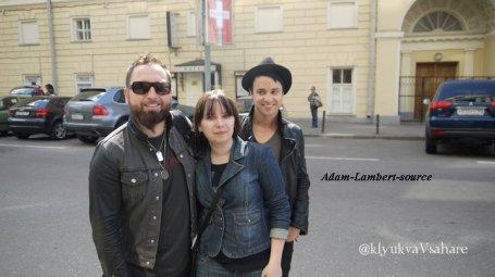 #407 Nouvelles photos de la Glamily au festival Maxidrom, en Russie. (27.05.11)