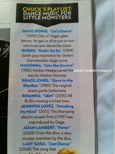 #409 Fever dans Chuck's Place du People Magazine