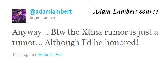 #437 La collaboration avec Christina Aguilera n'est qu'une rumeur, Adam le confirme !