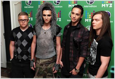 #465 Bravo n° 13/11 - Bill Kaulitz de Tokio Hotel parle de Adam Lambert