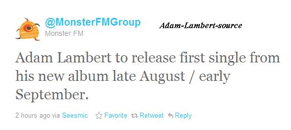 #482 RUMEUR: Le premier single sortira en novembre et l'album le 8 novembre..