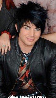 #505 Flecking Records: Adam Lambert a été élut meilleur modèle !