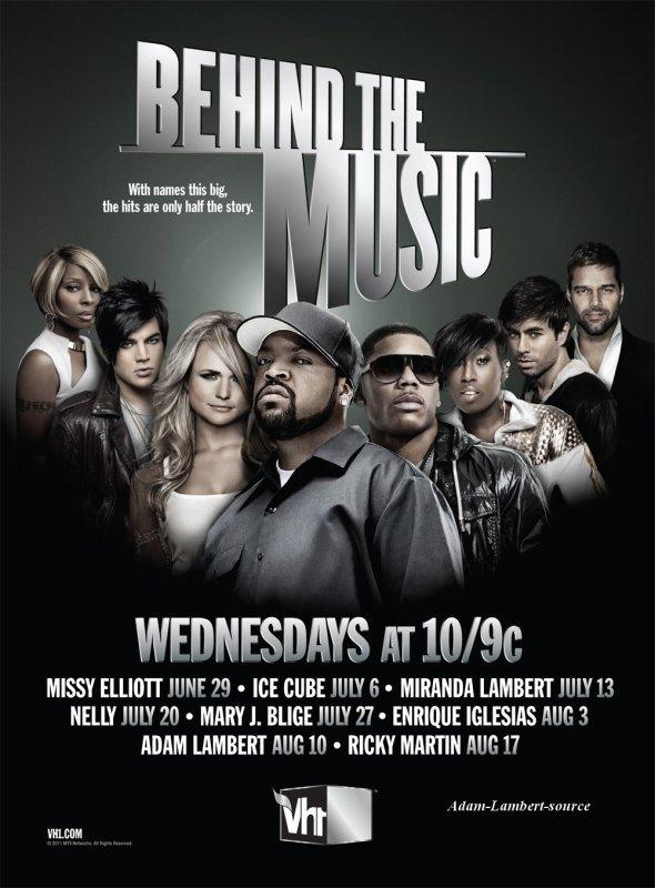 #508 Plus d'informations sur les VH1 Behind the Music