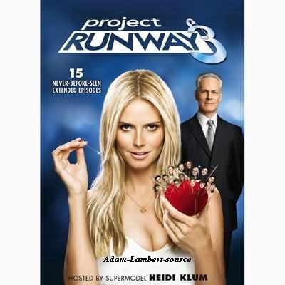 #539 Rumeur: Adam pourrait être juge de 'Project Runway'