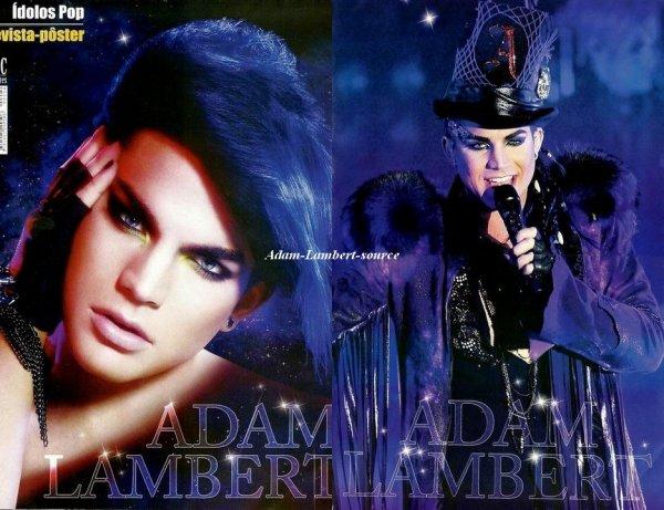 #553 Brésil: Magazine Idolos Pop