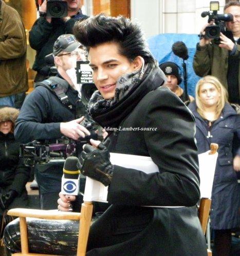 #579 Adam est de retour à New York !