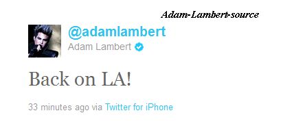 #600 Adam est de retour à Los Angeles!
