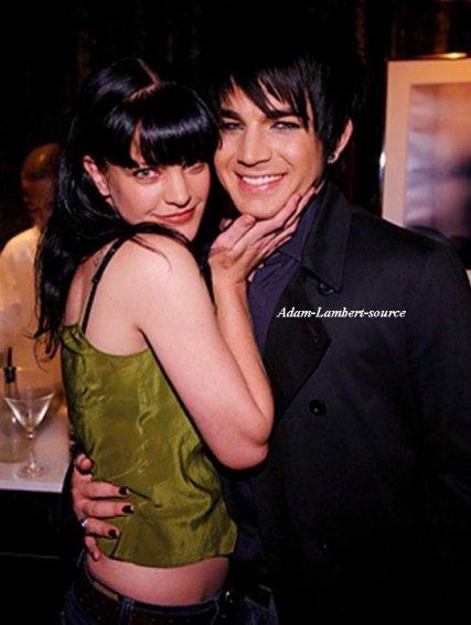 #610 Nouvelle photo de Adam et Pauley Perette. (11.09)