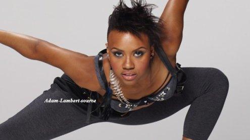 #612 Sasha Mallory (danseuse du Glam Nation Tour) a terminée deuxième à So You Think You Can Dance, saison 8 !(11.08.11)