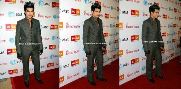 #616 Adam au Equality Awards, à Los Angeles. (13.08.11)
