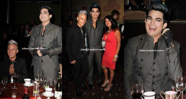 #620 Photos variés de Adam au Equality Awards (13.08.11)