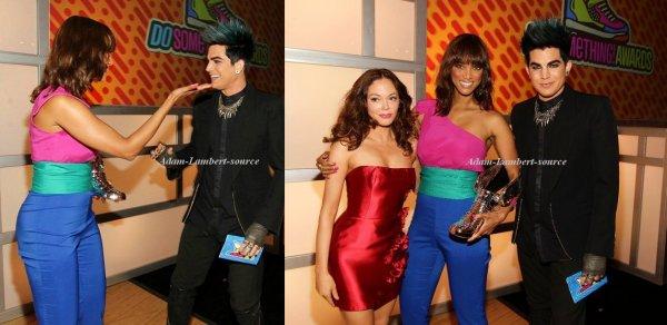 #621 Adam au VH1 Do Something Awards. (14.08.11)