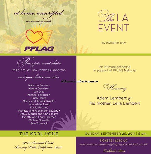 #686 Adam et sa mère Leila seront à l'honneur de PFLAG, le 25 septembre prochain !