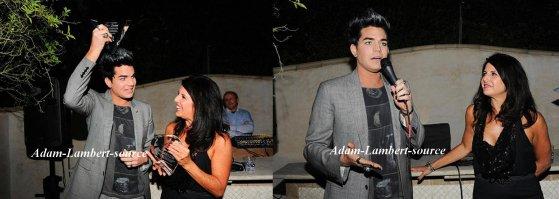 #701 Adam et sa mère Leila au PFLAG National 2011, à Los Angeles. (25.09.11)