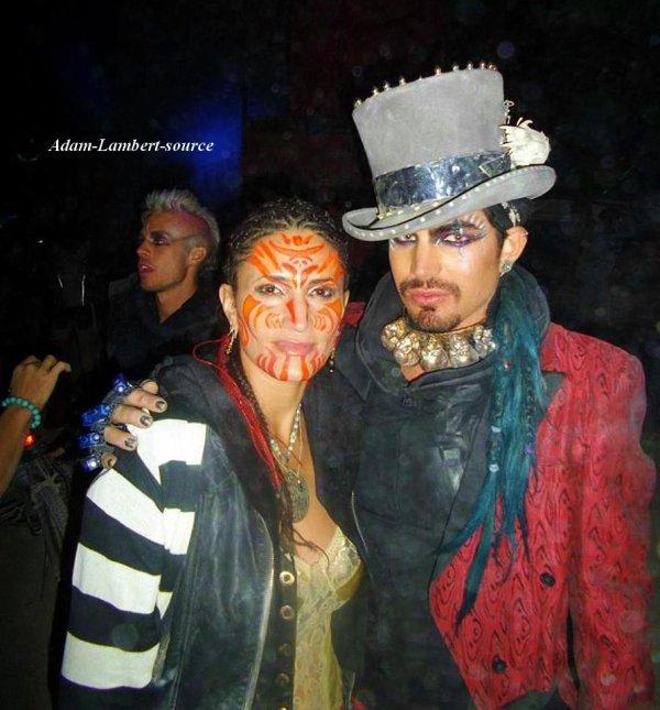 #725 Nouvelle photo de Adam au Burning Man 2011.
