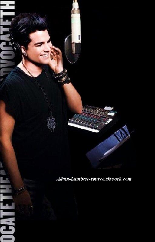 #738 The Advocate: Adam en studio !