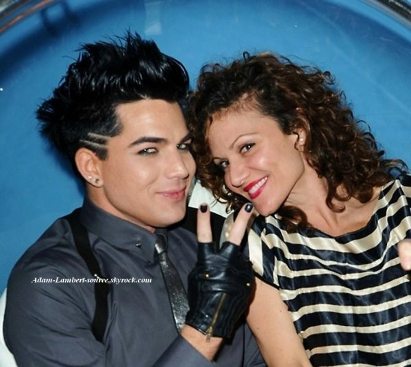 #761 Nouvelle ancienne photo de Adam et Brooke Wendle. (30.04.11)