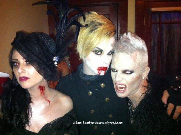 #777 Adam, Sauli et Tommy déguiser pour l'Halloween !
