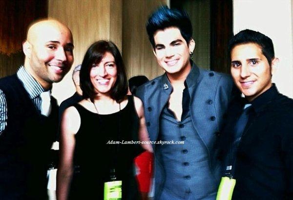 #779 Nouvelle photo de Adam au California Equality Awards. (13.08.11)