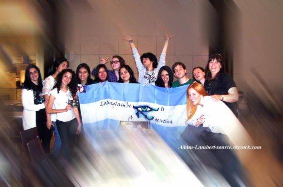 #781 Réunions de fans en Argentine!