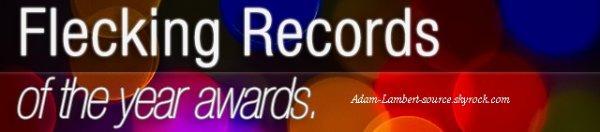 #792 Votez pour Adam dans les 5 catégories de Flecking Records!