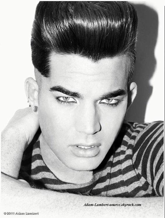 #797 Adam a tweeté une magnifique photo. (05.11.11)
