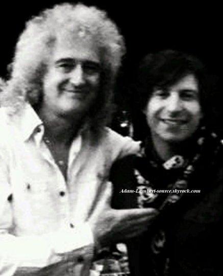 #799 C'est confirmé, Adam fera une prestation avec Queen, ce soir au MTV European Music Awards !