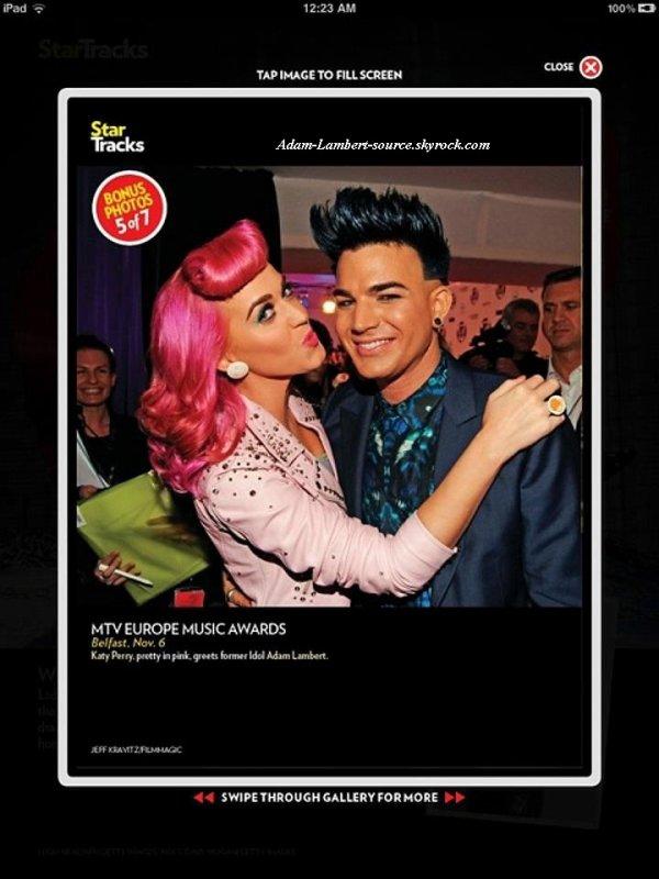 #816 People Magazine - iPad édition. (21.11.11)