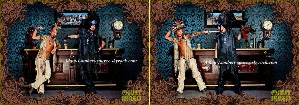 #833 Photos de Adam et Sauli à l'anniversaire de Katy Perry. (11.11.11)