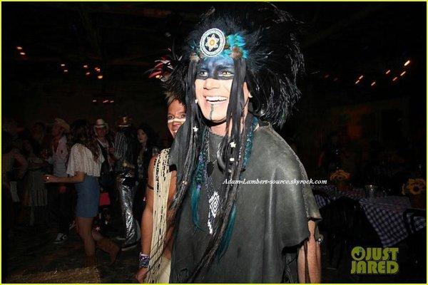 #837 Nouvelles photos de Adam et Sauli à l'anniversaire de Katy Perry. (11.11.11)
