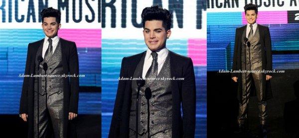 #851 D'autres photos des American Music Awards. (20.11.11)