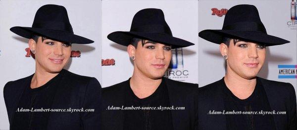 #854 Adam et Sauli à l'after party des American Music Awards. (20.11.11)