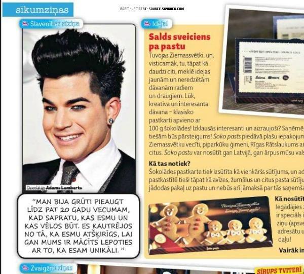 #876 Magazine Sirups. (02.12.11)