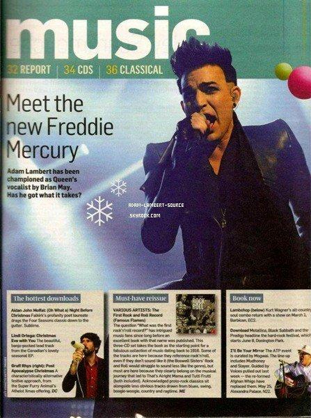#900 Magazine Times Culture (Royaume-Uni). (18.12.11)