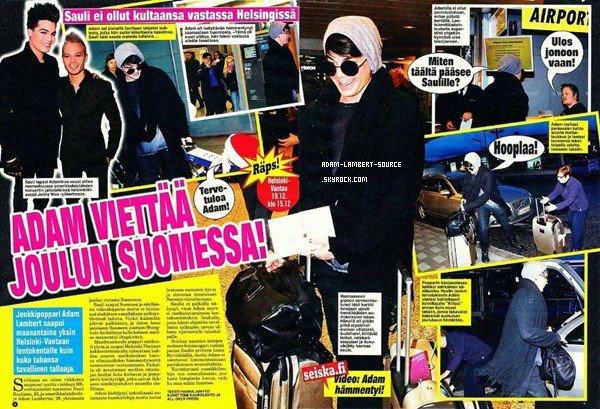 #909 Magazine Seiska (Finlande)