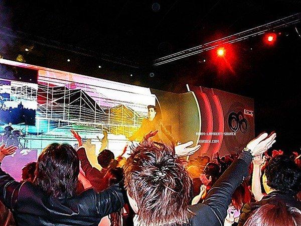 #919 Nouvelles images d'Adam à l'évènement Amway, à Shanghai. (18.12.11)