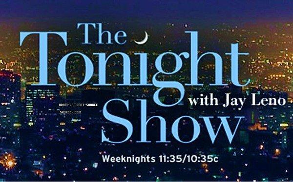 #933 The Tonight Show with Jay Leno